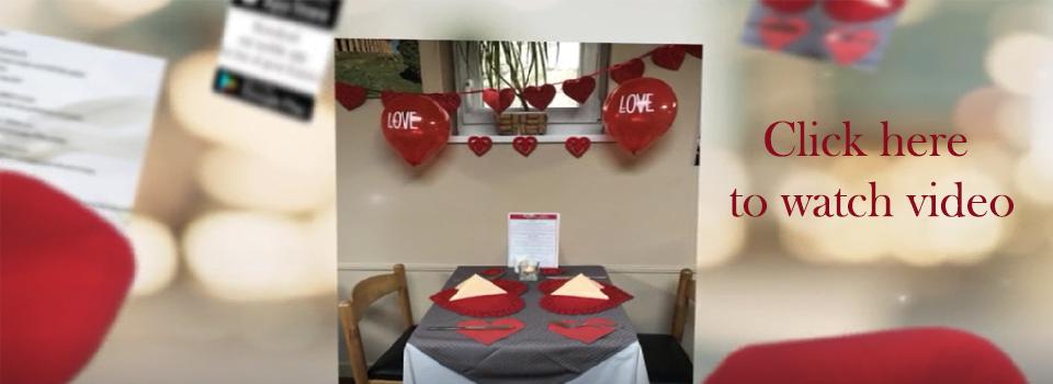 Valentine's day video screenshot - Fabio Swindon