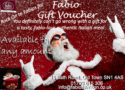 fabio gift voucher - cant go wrong 2020